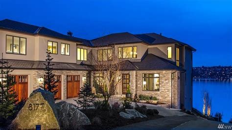 untouched mercer island mansion lists   curbed