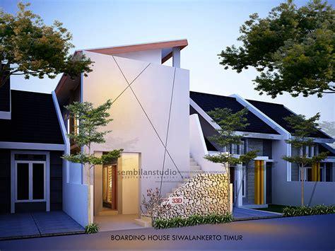 desain rumah kontrakan ukuran  cat rumah minimalis