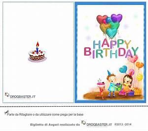 Biglietti Gratis Per Fare Gli Auguri Per Il Compleanno