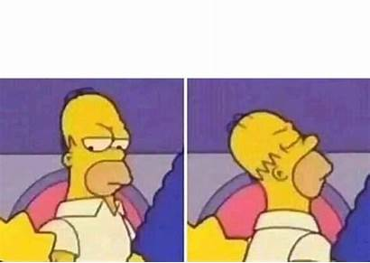 Desprecio Simpson Lisa Memes Pasando Mirando Homero