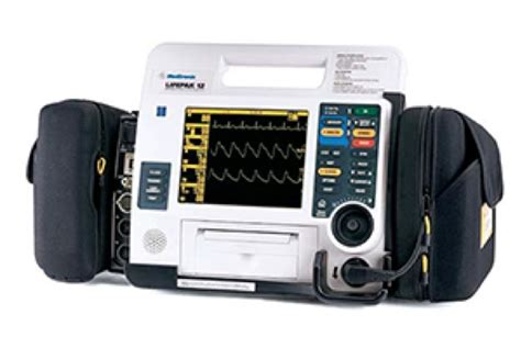 lifepak cardiac monitor advanced  aid