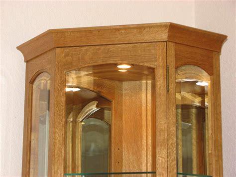 woodwork curio cabinets plans  plans