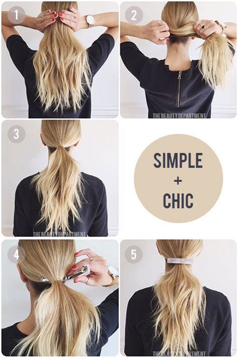 easy hairstyles  work  goddess