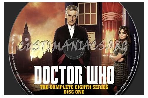 doctor who download season 8