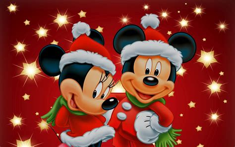 mickey mouse christmas backgrounds 183 wallpapertag