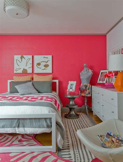 peinture pour chambre fille ado la chambre ado fille 75 idées de décoration