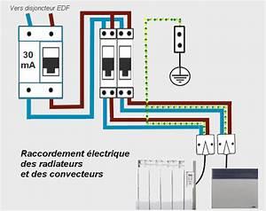 Radiateur Electrique Sur Circuit Prise : raccorder un disjoncteur lpi vtt ~ Carolinahurricanesstore.com Idées de Décoration