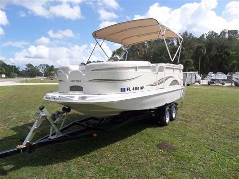 Vectra Deck Boats For Sale by Vectra Boats For Sale