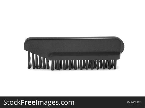 small cleaning brush electric shaver stock images