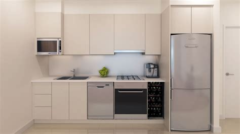 one wall kitchen layout ideas small one wall kitchen design
