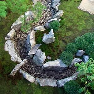 Moos Im Garten : steinfiguren f r den garten das avantgarde konzept aus japan ~ Pilothousefishingboats.com Haus und Dekorationen