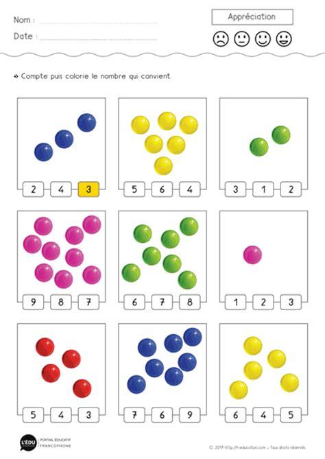 compter de 0 224 9 apprendre 224 compter jusqu 224 9