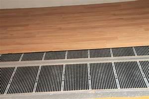 Prix Plancher Chauffant Electrique : pose plancher chauffant electrique plancher chauffant ~ Premium-room.com Idées de Décoration