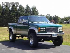 Wheel Offset 1999 Gmc Sierra 1500 Aggressive 1 Outside