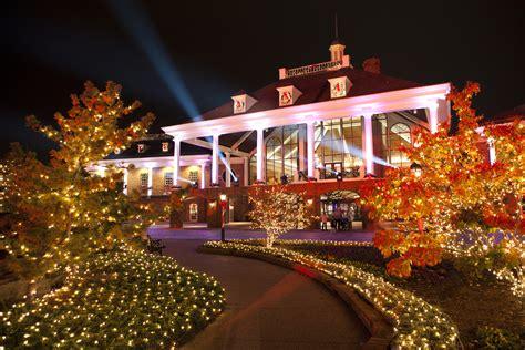 christmas lights of nashville christmas lights outside magnolia entrance at gaylord