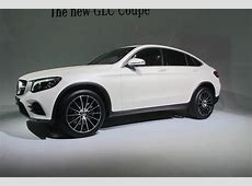 2017 MercedesBenz GLC Coupe and GLC43 preview