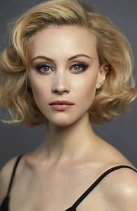 Coiffures Courtes Dégradées : 1001 id es pour une coiffure pour visage ovale les ~ Melissatoandfro.com Idées de Décoration