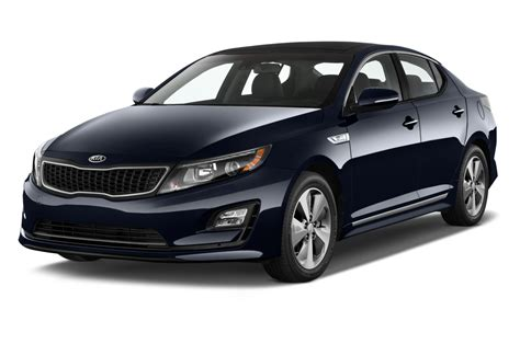 2015 Kia Optima Hybrid Reviews And Rating