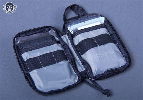 wild hedgehog tactical edc pocket trauma kit