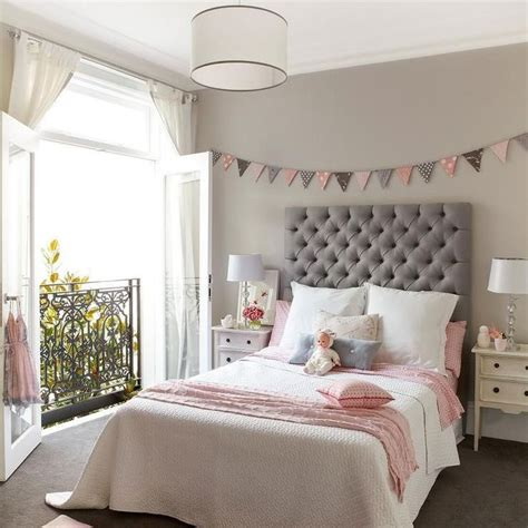 ideas  gray girls bedrooms  pinterest