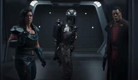 The Mandalorian Season 2 Photos Confirms New Razor Crest Pilot