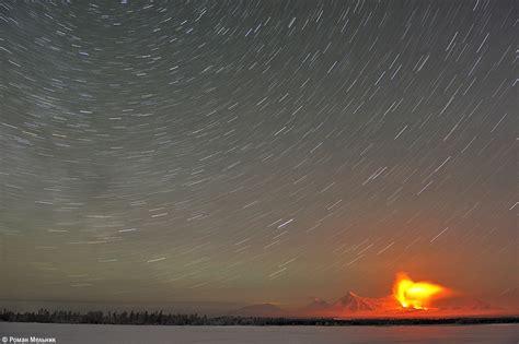 Kamčatkā aktivizējušies pieci vulkāni (Video, Foto ...