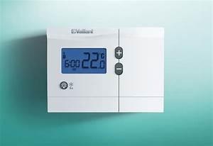 Calormatic Vrt 350 : thermostat d 39 ambiance calormatic vrt 250 f vaillant ~ Frokenaadalensverden.com Haus und Dekorationen