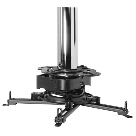 Peerless Cmj500r1 Ceiling Mount For Projector by Peerless Modular Series 1 5m Prss Ceiling Projector Mount
