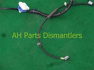 Buy 2012 Honda Accord Driver Side Wire Harness 32160
