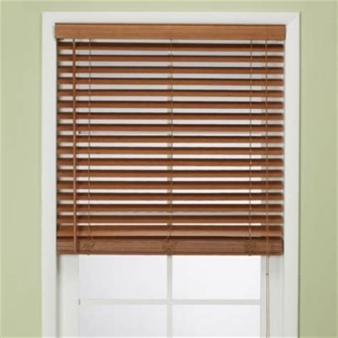 bed bath and beyond l shades flat bamboo window blind in pecan contemporary