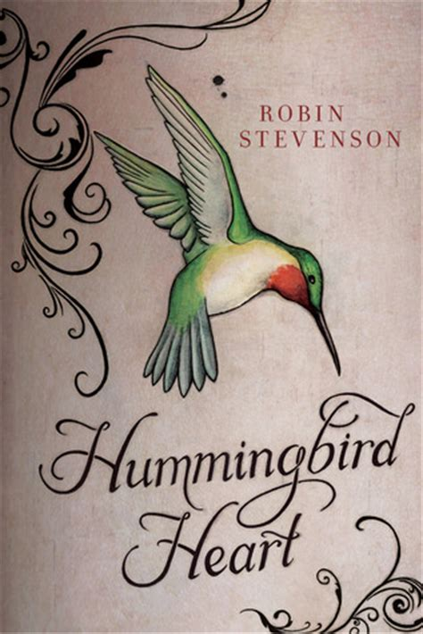 hummingbird heart  robin stevenson reviews discussion