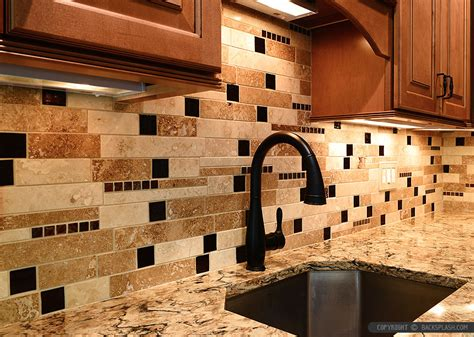 travertine tile kitchen backsplash travertine tile backsplash photos ideas 6360