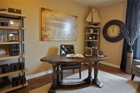 Decorating Ideas For A Home Office - 15 exemples pour une bonne d 233 coration de bureau style marin