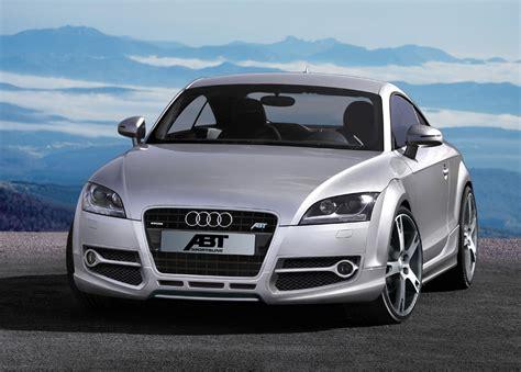 Audi Tt Por Abt Sportsline