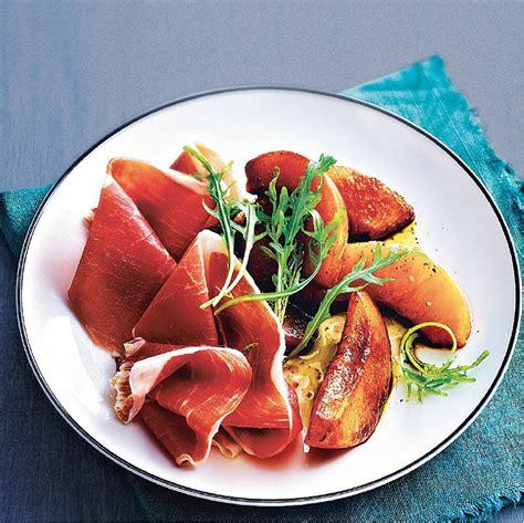 cuisine andalouse recette salade de pêches à l 39 andalouse