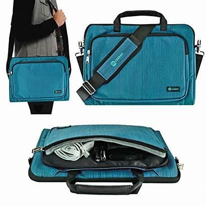 Laptop Inch Case Bag Sleeve Shoulder Messenger