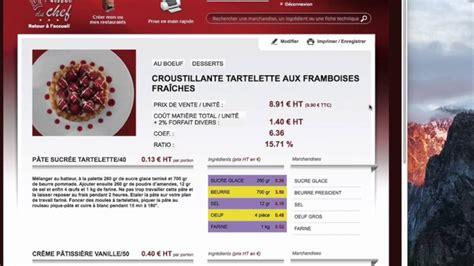 logiciel fiche technique cuisine fiche technique cuisine vierge maison image idée