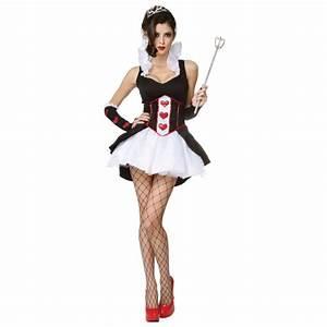 Sexy Queen of Hearts Costume for Women Queen of Hearts Costume