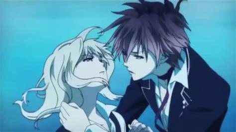 anime kiss in anime kiss apologize youtube
