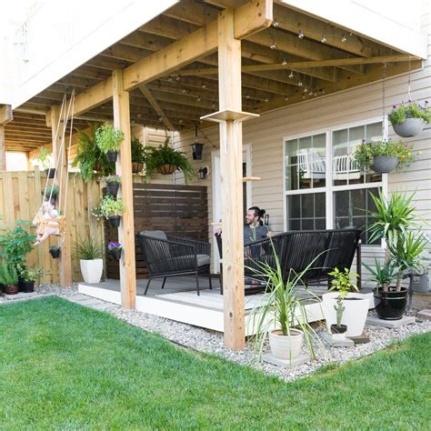 Backyard Design by How To Prep Your Yard For And Summer Diy