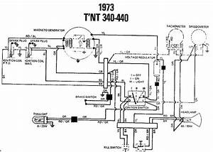 1985 Ski Doo Safari 377 Wiring Diagram