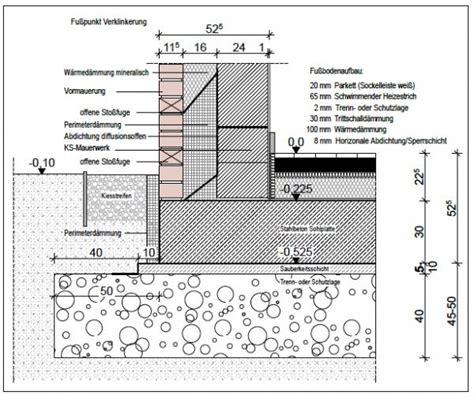Bodenplatte Ohne Fundament by Bodenplatte Ohne Fundament Abdichtung Bodenplatte Ohne