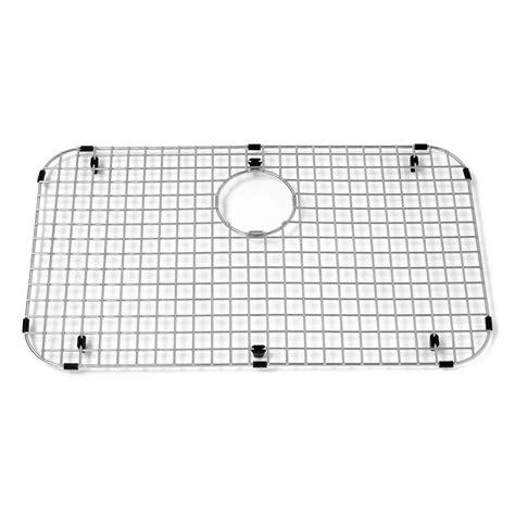 30 x 16 sink grid kraus 27 in x 16 in bottom sink grid in stainless steel