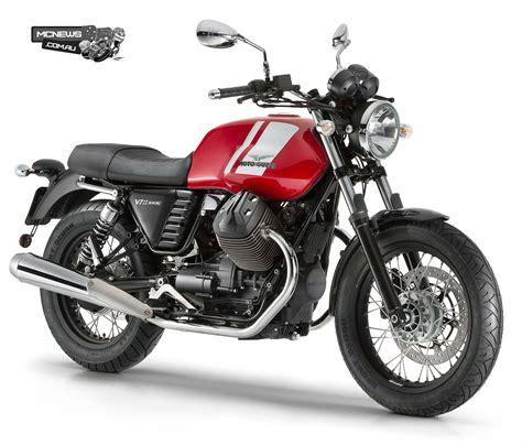 New Moto Guzzi V7 Ii moto guzzi v7 ii arrives mcnews au