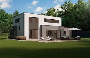 delta constructions construire une maison contemporaine With faire construire une maison prix