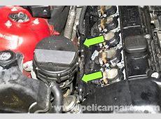 BMW E46 Oxygen Sensor Replacement BMW 325i 20012005