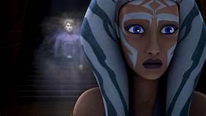 STAR WARS REBELS Looks Back at Ahsoka Tano and Anakin ...