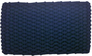 Blue Doormat by Rockport Rope Doormats 2038302 Indoor And