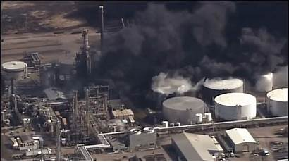 Factory Explosion Oil Refinery Parasite Wisconsin State
