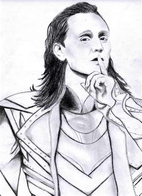 window loki drawing